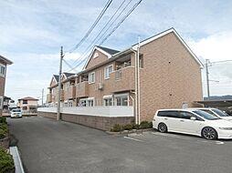和歌山県紀の川市下井阪の賃貸マンションの外観