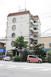 鶴町グリーンコーポ[4階]の外観