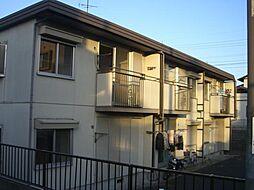 ヴィラ永堀[2階]の外観