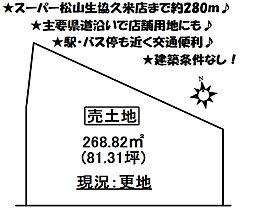 鷹子町 売土地