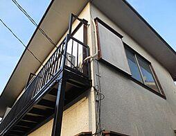 神奈川県相模原市南区東大沼4丁目の賃貸アパートの外観