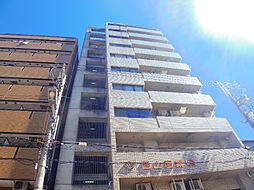 グランドムール清水谷[9階]の外観