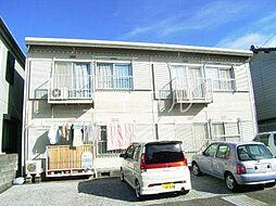 松岡ハイツI[1階]の外観