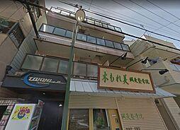 大阪府大阪市生野区鶴橋4丁目の賃貸マンションの外観