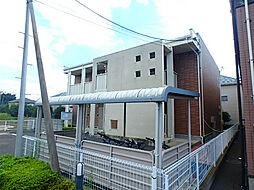 埼玉県北本市東間5丁目の賃貸アパートの外観