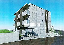 PRIUS若田[3階]の外観
