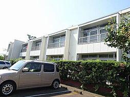 祐天寺コートハウス[2階]の外観