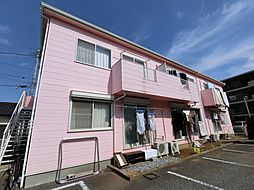 千葉県千葉市若葉区桜木3丁目の賃貸アパートの外観