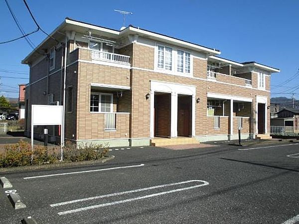 ファンタジア ヒルズA 、 1階の賃貸【栃木県 / 足利市】