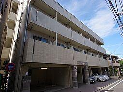 スカイコート蒲田第7[2階]の外観