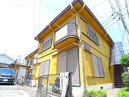 千葉県松戸市常盤平西窪町の賃貸アパートの外観