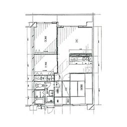 第3浮羽ビル[5階]の間取り