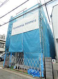 JR京浜東北・根岸線 大井町駅 徒歩6分の賃貸アパート