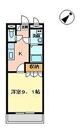 古国府駅 4.5万円