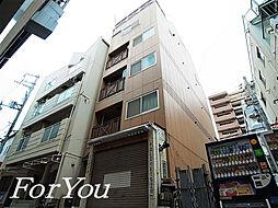 兵庫県神戸市灘区新在家北町1丁目の賃貸マンションの外観