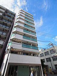 大阪府大阪市港区波除3の賃貸マンションの外観