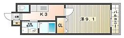 ブラウニーピア[2階]の間取り