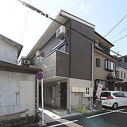 愛知県名古屋市南区元柴田東町1丁目の賃貸アパートの外観