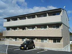 愛知県常滑市瀬木町3丁目の賃貸マンションの外観