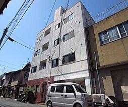 京都府京都市左京区田中上玄京町の賃貸マンションの外観