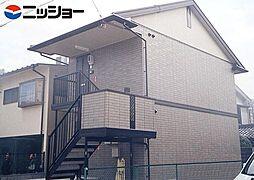 メゾンド−ル[2階]の外観
