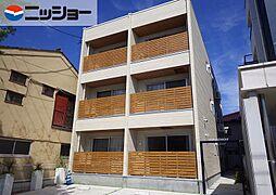 覚王山アパートメント[3階]の外観
