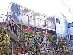 神奈川県逗子市沼間3丁目の賃貸アパートの外観