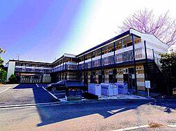東京都東村山市秋津町3の賃貸アパートの外観