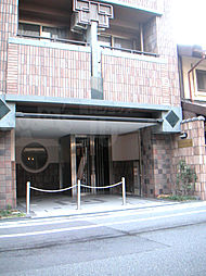 京都府京都市中京区白壁町の賃貸マンションの外観