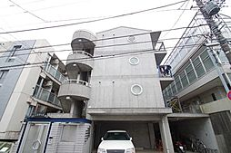 神奈川県川崎市多摩区三田2の賃貸マンションの外観
