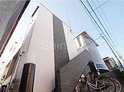 大阪府堺市堺区賑町2丁の賃貸アパートの外観