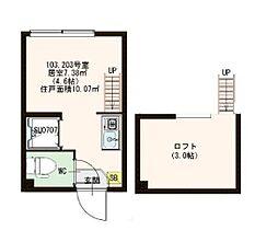 志茂駅 6.1万円
