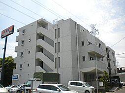 サニーフラット[3階]の外観