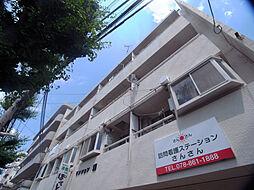 マンションNADA[4階]の外観