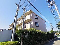 東京都国分寺市西元町3丁目の賃貸マンションの外観