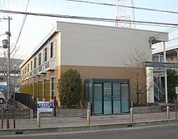 大阪府門真市三ツ島3丁目の賃貸アパートの外観
