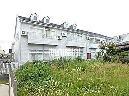 ケントハウス南小泉A[1階]の外観