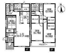 東油山1丁目新築戸建 3号棟