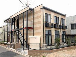 レオパレスグランドゥール蘇我[2階]の外観
