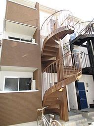 アクロス芦屋西アパートメント[101号室]の外観