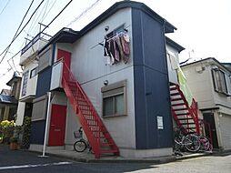 マカロニほうれん荘[201号室]の外観