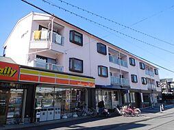 大阪府守口市大久保町3丁目の賃貸マンションの外観