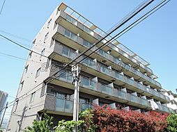 東京都府中市片町1丁目の賃貸マンションの外観