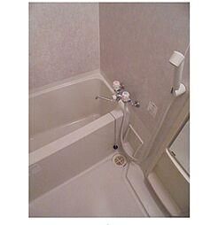 ローズコーポ本町のコンパクトで使いやすいお風呂です