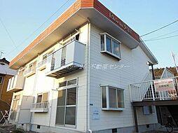 岡山県玉野市宇野8丁目の賃貸アパートの外観