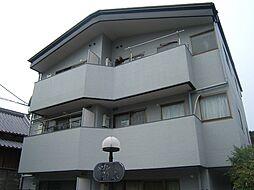 京都府京都市伏見区下鳥羽中三町の賃貸マンションの外観