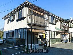愛川パレス[1階]の外観