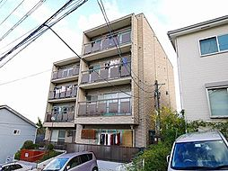 富士マンション[1階]の外観