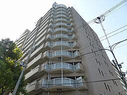 兵庫県神戸市中央区浜辺通3丁目の賃貸マンションの外観