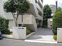 サンパティック荏田[4階]の外観